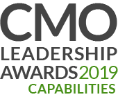 CMO LEADERSHIP AWARDS 2019 CAPABILITIES