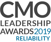 CMO LEADERSHIP AWARDS 2019 RELIABILITY
