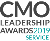 CMO LEADERSHIP AWARDS 2019 SERVICE
