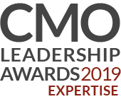 CMO LEADERSHIP AWARDS 2019 EXPERTISE