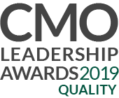 CMO LEADERSHIP AWARDS 2019 QUALITY