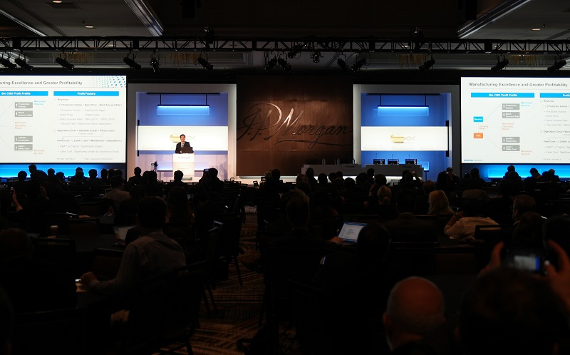 JPM Healthcare Conference