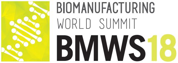 Oct. 29-30, 2018 BIOMANUFACTURING WORLD SUMMIT