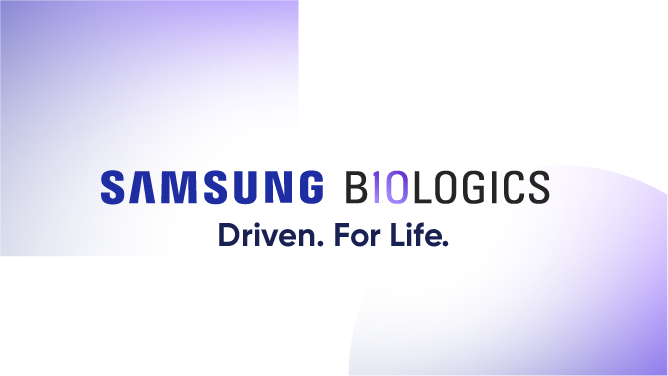 "Samsung Biologics Celebrates Its 10th Anniversary with Its Mission, ""Driven. For Life."""