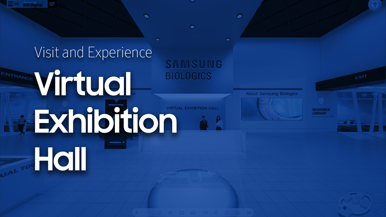 Samsung Biologics Unveils Virtual Exhibition Hall to Digitally Connect with Clients at BIO 2020