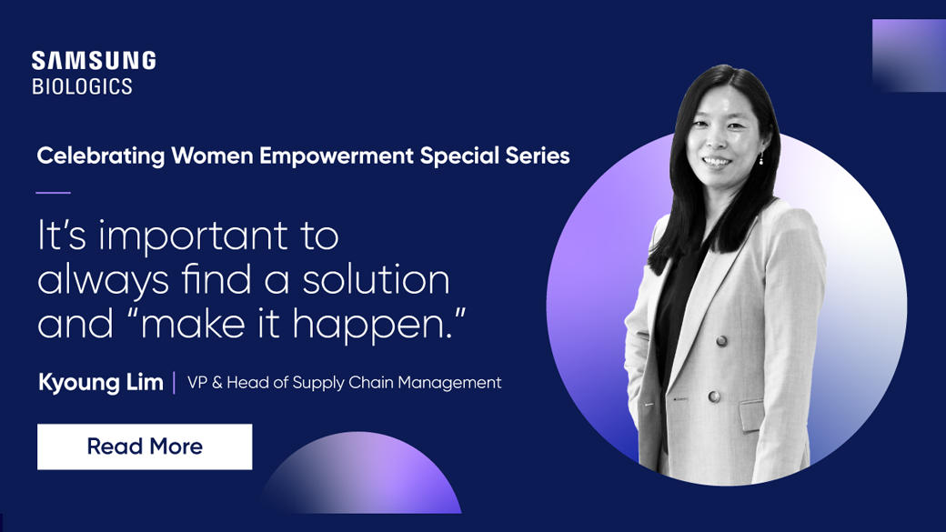 Celebrating Women Empowerment Special Series | Kyoung Lim