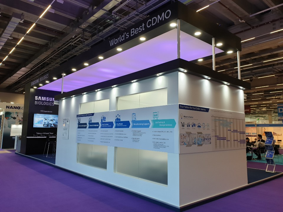 Samsung Biologics Participates in CPhI Worldwide 2019 image