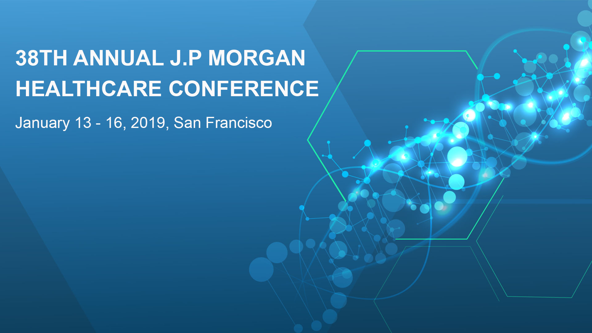 Samsung Biologics participates in J.P. Morgan Healthcare Conference 2020 image