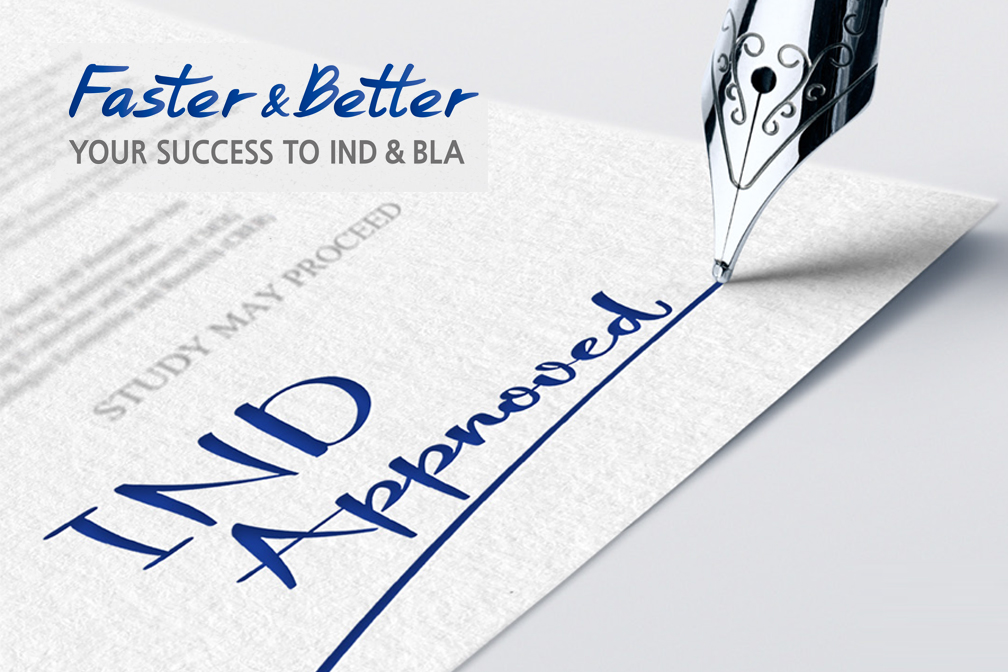 [CDO] Faster & Better, Your Success to IND & BLA_image