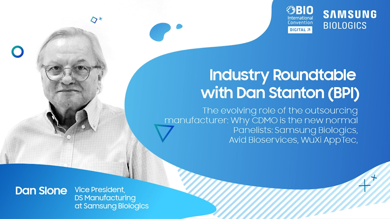 BIO Digital 2020 | The Evolving Role of the Outsourcing Manufacturer